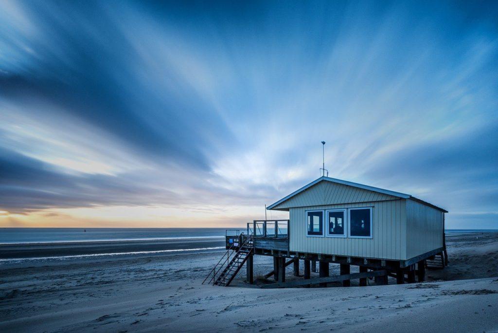 In Katwijk een strandhuisje huren